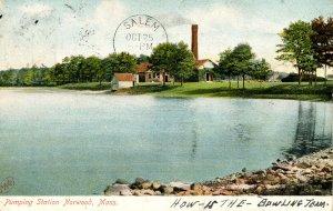MA - Norwood. Pumping Station