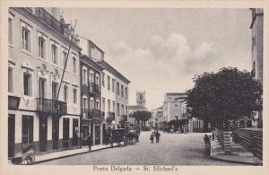 Azores Ponta Delgada St Michael's