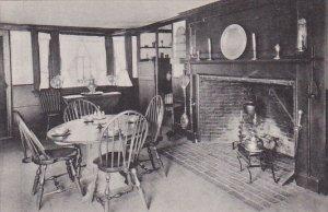 Massachusetts South Sudbury The Old Dining Room Longfellows Wayside Inn Alber...