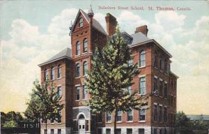Balaclava Street School, St. Thomas, Canada, PU-00-10