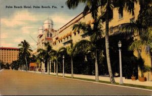 Florida Palm Beach The Palm Beach Hotel 1943