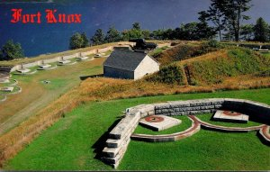 Maine Prospect Fort Knox