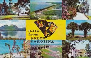 Hello From South Carolina Greetings