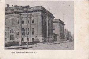Kentucky Louisville The Girls' High School 1906