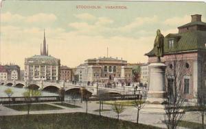 Sweden Stockholm Vasabron