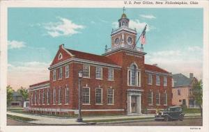 Ohio Gallipolis New Philadelphia Post Office  Curteich