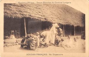 BF8775 sceurs blaches du cardinal lavigerie types sudan    Sudan