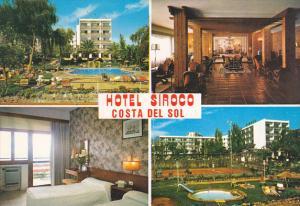 Hotel Siroca Benalmadena Costa Del Sol Spain
