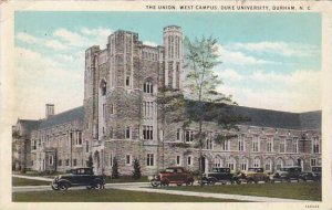 North Carolina Durham The Union West Campus Duke University