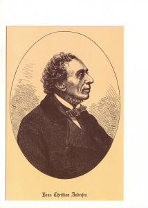Hans Christian Anderson, Denmark, Sketch