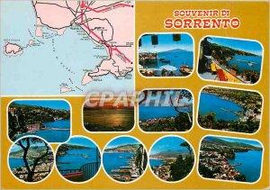 Modern Postcard Souvenir di Sorrento