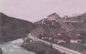 Schweiz Sonnenburg Totalansicht