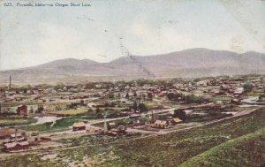 Pocatello , Idaho , 1900-08
