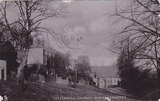 Tettenhall Church, Wolverhampton, England, UK, PU-1908