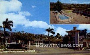 Golf Motel - Santa Barbara, CA