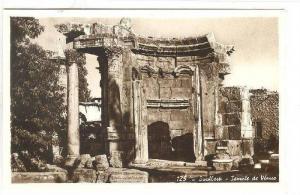 RP, Venus Temple, Baalbek, Lebanon, 1920-1940s
