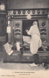 BREST, France,1900-10s, Autour des lits elos bretons #2