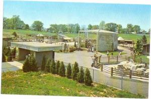 Louisville Zoological Gardens Children's Zoo Entrance KY