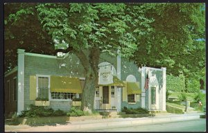 MA Captain's Table Restaurant CHATHAM 580 Main Street Cape Cod Chrome1950s-1970s