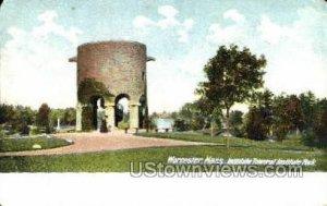 Institute Tower, Institute Park - Worcester, Massachusetts MA