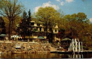 New York Greenwood Lake The New Continental Hotel