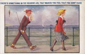 Couples Humour There's Something In The Seaside Air
