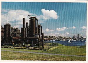 Washington Seattle Gas Works Park