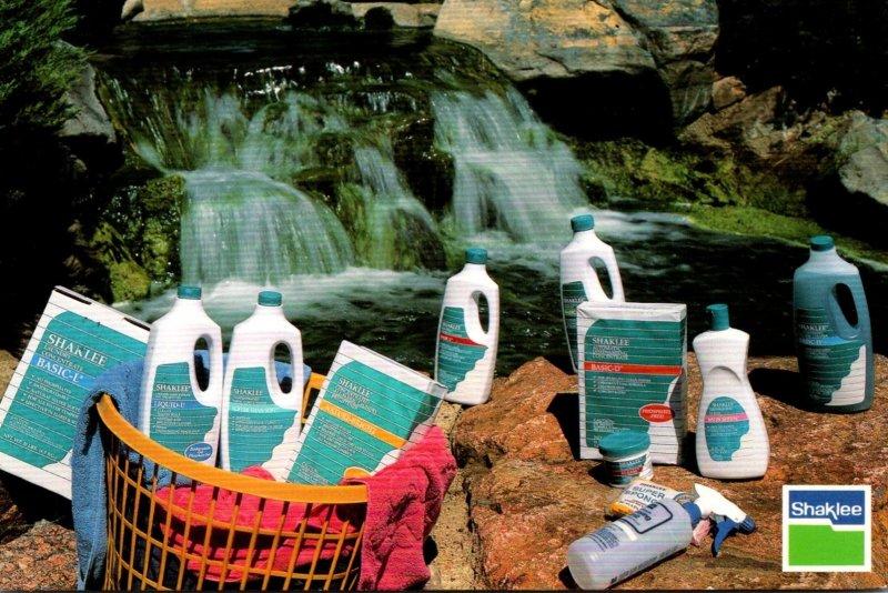 Advertising Shaklee Household Cleaners