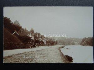 Berkshire PANGBOURNE Shooters Hill c1909 RP Postcard