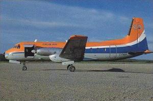 CALM AIR BAe 748-257