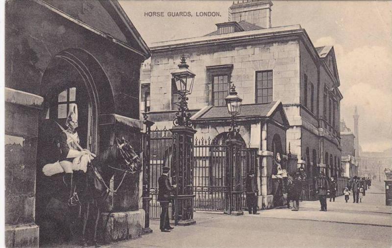 Horse Guards, London, England, United Kingdom, 00-10s
