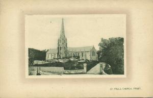 bermuda, PAGET, St. Paul's Church (1910s) (2)