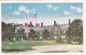 Seventy-Nine Hall, Princeton, New Jersey, 1910-20s