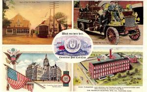 Connecticut Postcard Club