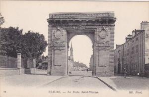 Beaune , France , 00-10s ; La Porte Saint-Nicolas