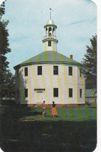 Vermont Green Mountain The Round Church