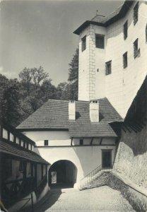 Slovakia Postcard Oravscky Zamok