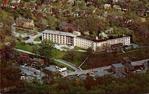 Pennsylvania Pittsburgh Aerial View Baptist Homes