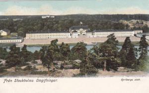 Fran Stockholms Omgifningar, Ulriksdals Slott,  Sweden, 00-10s