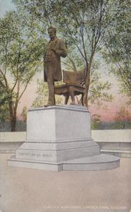 Illinois Chicago LIncoln Monument Lincoln Park