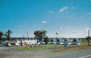 Post Office, Classic Cars, JOLIETTE, Quebec, Canada, 40-60's