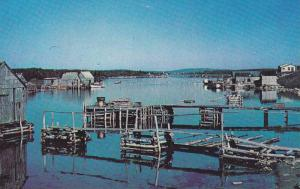 Little Harbour , Nova Scotia , Canada , 40-60s
