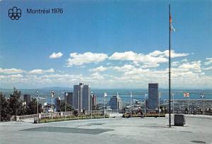 Montreal 1976 - Mount Royal Lookout