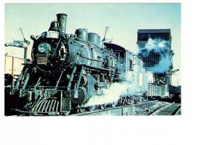 Canadian National Railways, Ten Wheeler Train, Fort Rouge, Winnipeg, Manitoba