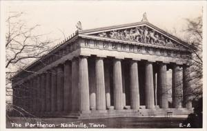 Tennessee Nashville The Parthenon