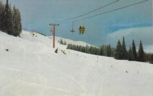 Tod Mountain Ski Resort , KAMLOOPS , B.C. , Canada , 50-60s