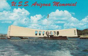 U S S Arizona Memorial