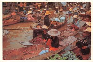 Rajburi Thailand Damnersaduak Floating Market Rajburi Damnersaduak Floating M...