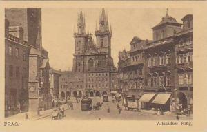 Prag. , Czech Republic, Altstadter Ring, 00-10s