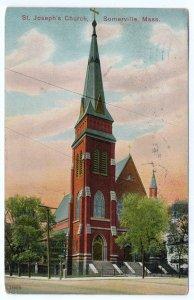 Somerville, Mass, St. Joseph's Church